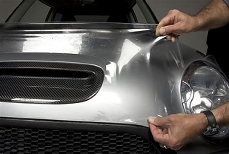 Paint Protection Film Professionally Installed In St. Louis