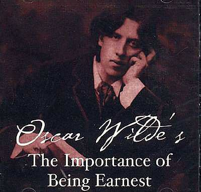 The Importance Of Being Earnest By Oscar Wilde (download