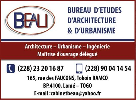 cabinet beau bureau d etudes architecture et urbanisme architectes