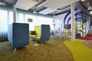 スイスにあるユニリーバのクリエイティブなオフィス。 注文住宅、家づくりのことならONE PROJECT