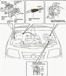 2006 Suzuki Grand Vitara Fuse Box Location