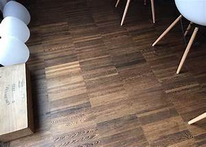 parquet industriel wenge 14 x 21 x 260 mm sur chants With parquet industriel