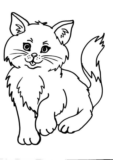 disegni da colorare 44 gatti polpetta gatto da colorare