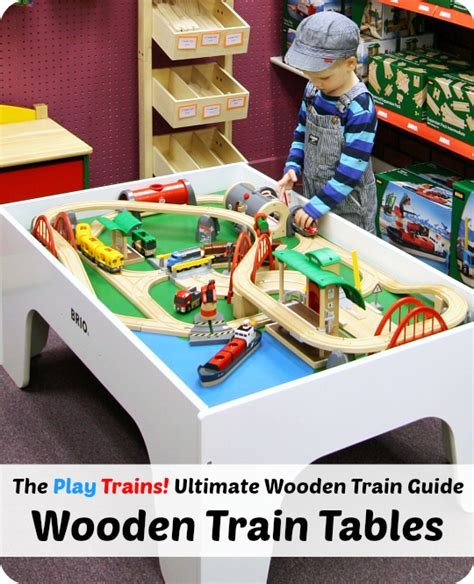 diy train table top best train tables the ultimate wooden train guide