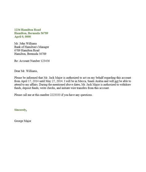 letter format  behalf  letters  sample letters