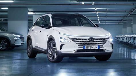 New Hyundai Nexo 2021: First fleet of hydrogen fuel-cell ...