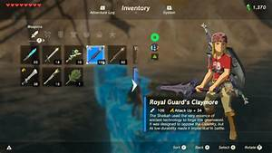 How To Beat Zelda: Breath Of The Wild's Trial Of The Sword ...