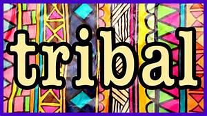 Tribal Patterns Tumblr Drawings