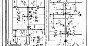 Electrical Wiring Diagram Sound Console