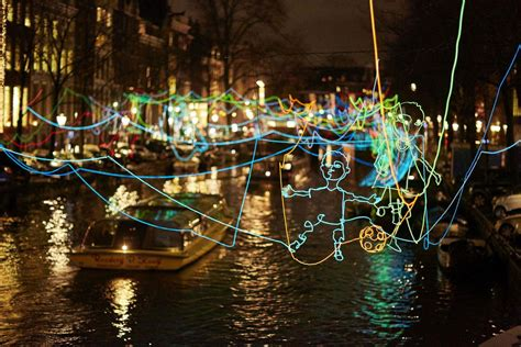 magnificent lights parade 2017 amsterdam light festival 2016 2017 event at amsterdam