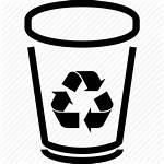 Recycle Bin Icon Trash Garbage Trashcan Windows