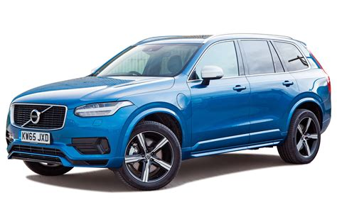 volvo xc suv review carbuyer