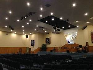 Church stage lighting sound and video lighting for Lamp and light ministries