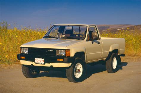 toyota trucks and toyota planning back to the future tribute tacoma