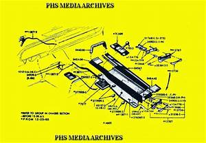 Phscollectorcarworld  Tech Files  Mustang Console Id 1965