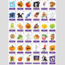 Free Halloween Flashcard Set From Super Simple Learning  The Art Of Learning Halloween