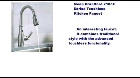 Kitchen Faucet Problems by Moen Brantford 7185e Motionsense Kitchen Faucet Pluses And
