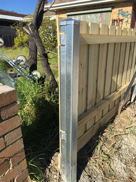 Paling Fence -