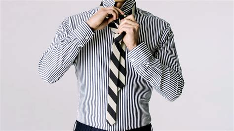 How To Tie The Perfect Tie Knotbetter Gq