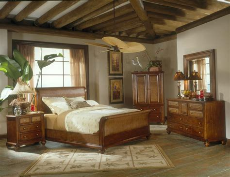 Discontinued 10 1200 Harden Island House Bedroom Set