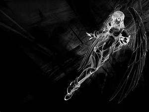 Cool Image Galleries: Anime Angel Of Death Wallpaper