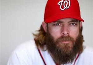 Jayson Werth's beard, Ian Desmond's mustache win Nats ...
