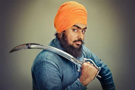 A Photographic Celebration Of The Sikh Beard & Turban