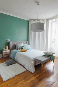 idee deco petite chambre adulte kirafes With idee petite chambre adulte
