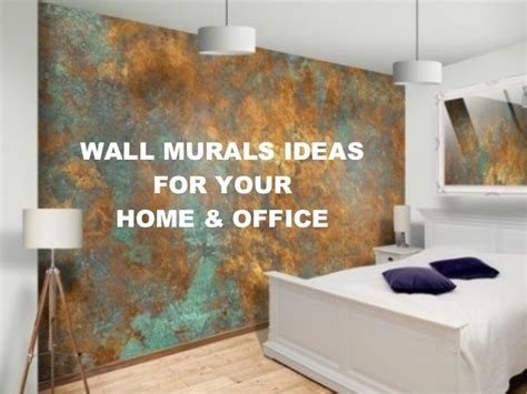 Wall Mural Ideas Office by Wall Murals Ideas For Your Home And Office