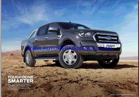 ford ranger  px mk ii workshop manual wiring