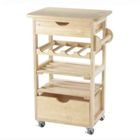 Kitchen Trolley From Sainsbury's  Kitchen Storage Ideas