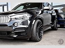 Hamann BMW X5 M50d F15 PowerDiesel auf 23 ZollFelgen