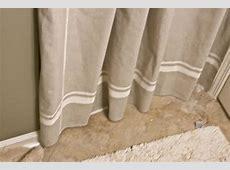 Drop Cloth Shower Curtains Curtain MenzilperdeNet