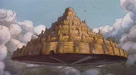 bien dans sa cuisine le château dans le ciel analyse un gaijin au japon