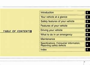 2011 Kia Forte Owner U0026 39 S Manual Original