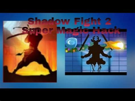 shadow fight 2 quot magic hack tutorial 2016 quot