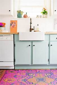 teal cabinet paint colors hey let39s make stuff With kitchen colors with white cabinets with apartment therapy wall art