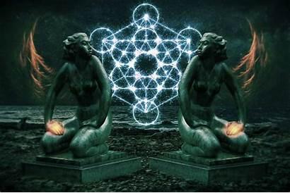 Alchemy Spiritual Stages Soul Awakening Universe Symbol