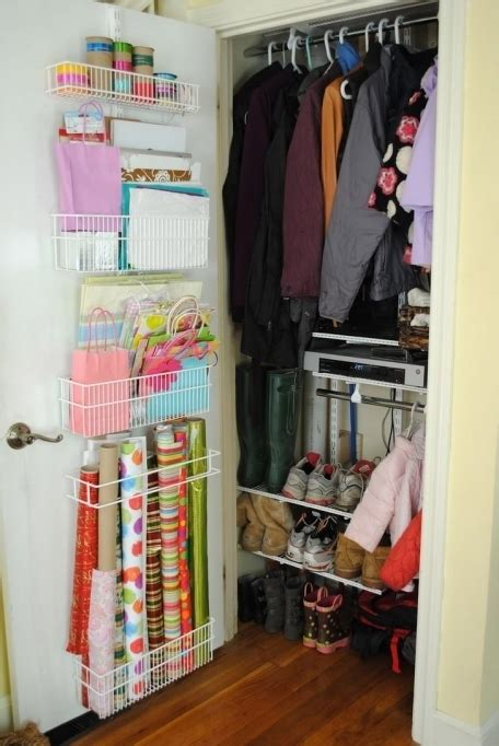 small closet organizing ideas for space saving room pic