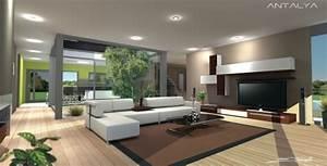 Decoration Interieur Moderne : d coration maison moderne interieur ~ Teatrodelosmanantiales.com Idées de Décoration