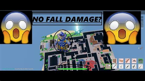 fall damage glitchroblox strucid youtube