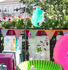 Deko Ideen Balkon : dusche auf dem balkon bild 5 living at home ~ Frokenaadalensverden.com Haus und Dekorationen
