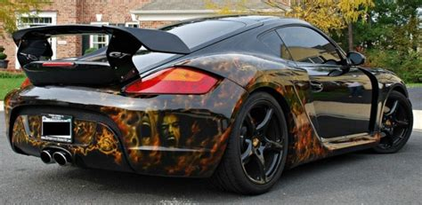 What Not To Do To Your Porsche Cayman Snew Photo, Owner