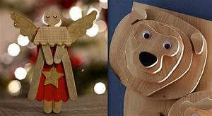 Décoration De Noel à Fabriquer En Bois : decoration noel maison bois d coration de no l d co colo ~ Voncanada.com Idées de Décoration