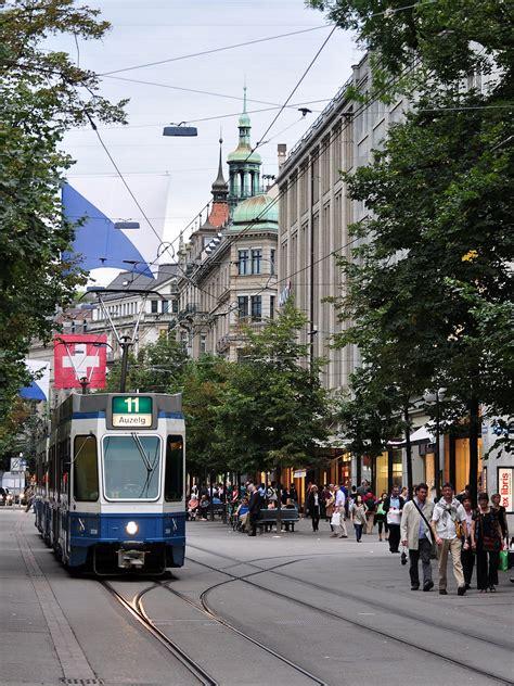 bahnhofstrasse wikipedia