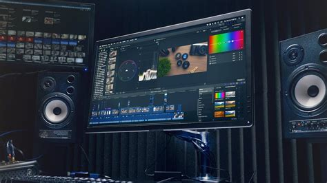 monitor  video editing  camera