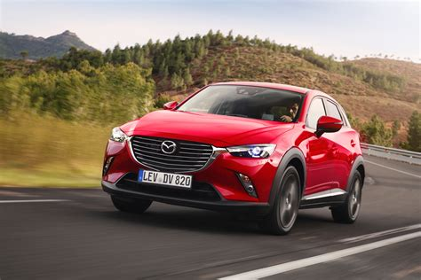 Mazda Cx 3 Ready To Hit Europe Trims Mega Gallery
