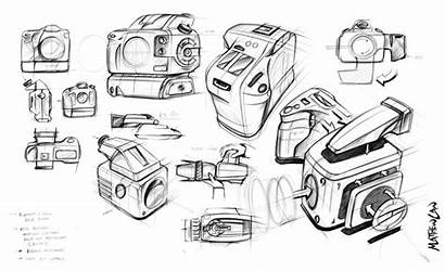 Law Matthew Sketches Camera Automotive Graphic