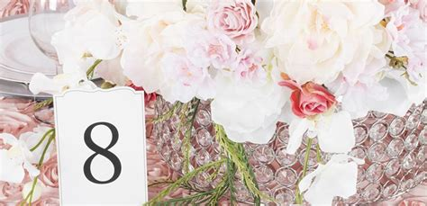 Reinventing the Blush Pink and Silver Wedding CV Linens