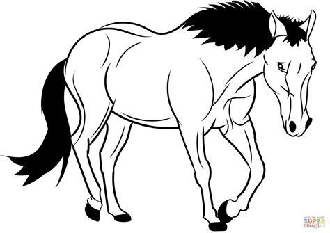immagini cavalli da colorare e stare 30 nuova cavalli da colorare e stare pagine da colorare